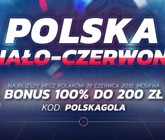 eToto z bonusem 200 PLN na Polska-Senegal!