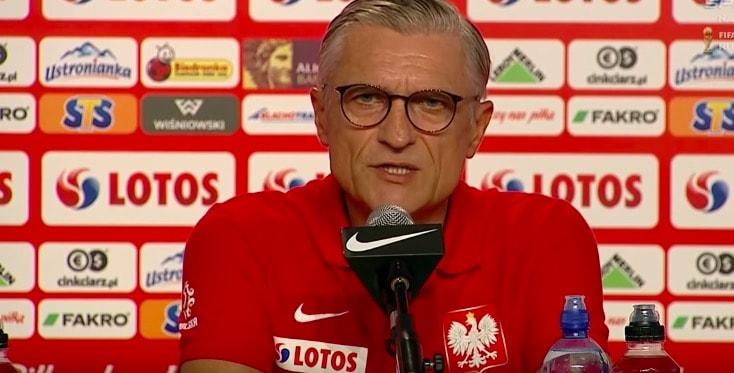 Kursy bukmacherskie na nowego trenera Polski