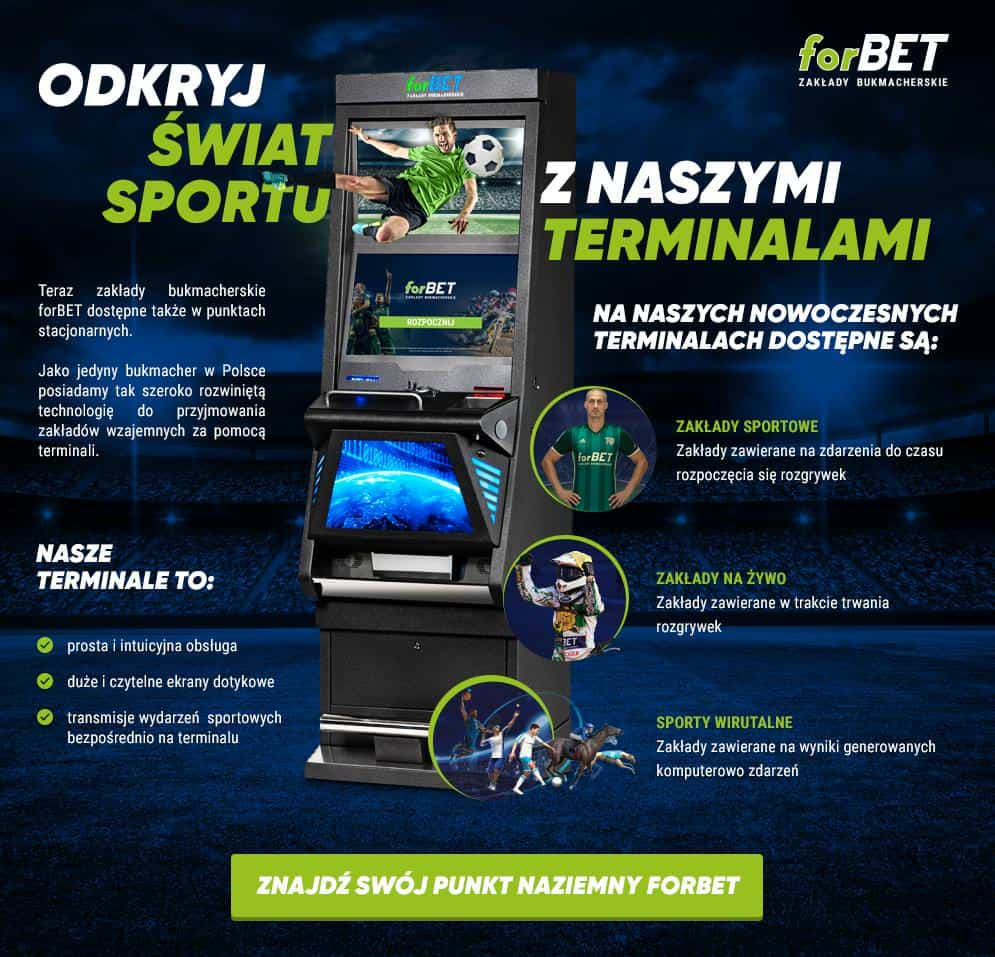 forbet automat do obstawiania