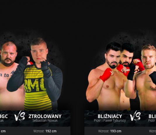 Obstawianie FAME MMA 3 online