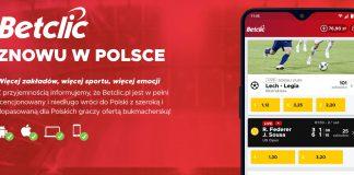 Wkrótce startuje nowa polska strona BetClic!