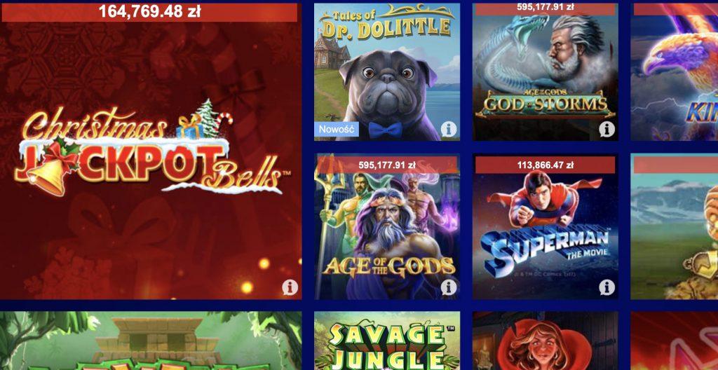 Legalne kasyno internetowe Total Casino
