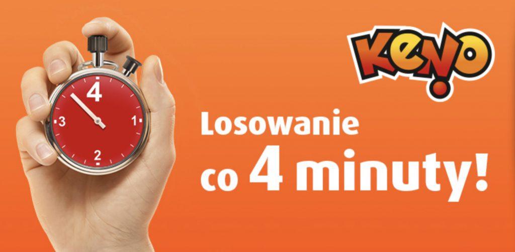 Keno losowania. W jakie dni i o której godzinie można wygrać 2.000.000 PLN?