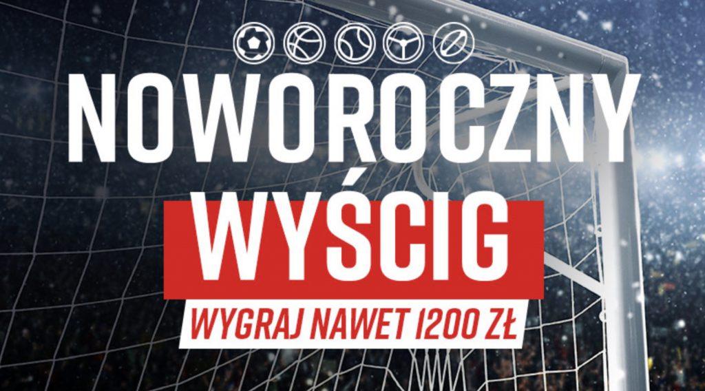 Turniej bukmacherski w Betclic. Bonus 1200 PLN na rok 2020!