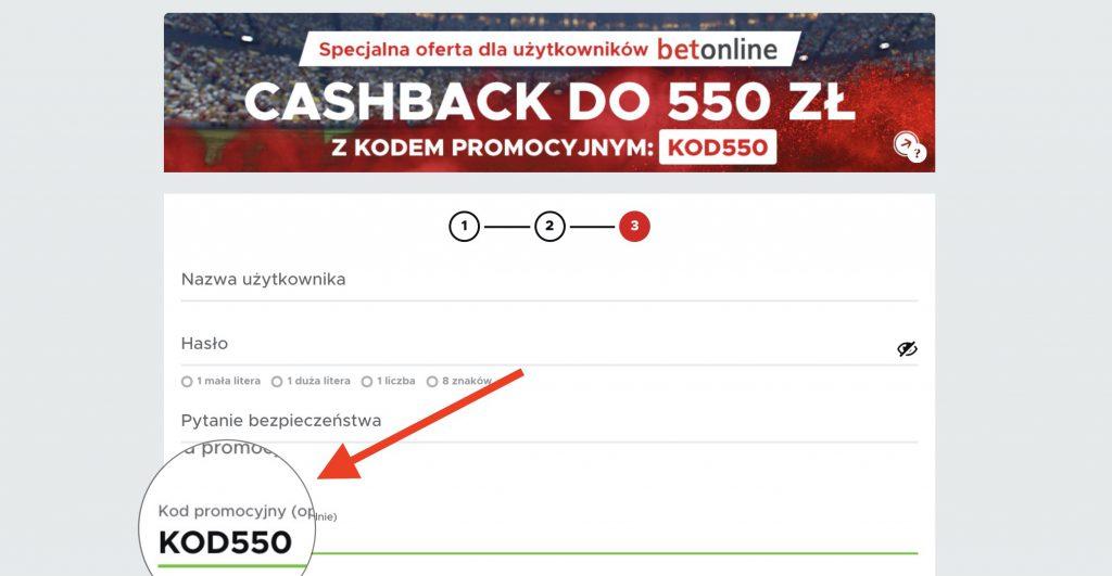 Betclic kod bonusowy 2020. Do zdobycia 550 zł cashbacku - najwięcej w Polsce!
