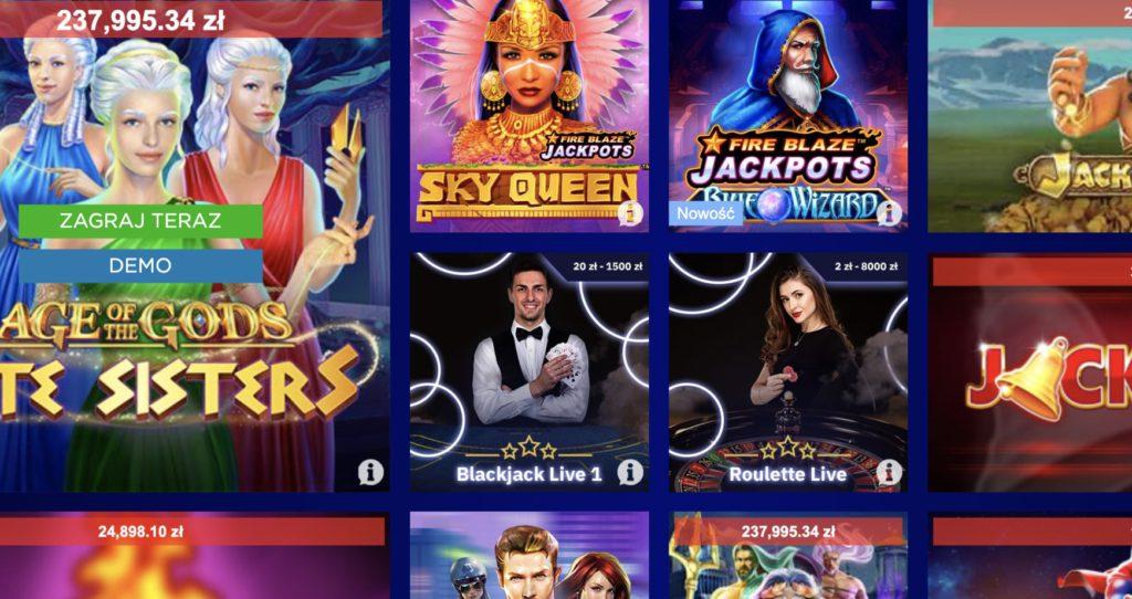 W co warto grać w Total Casino? Najlepsze automaty online